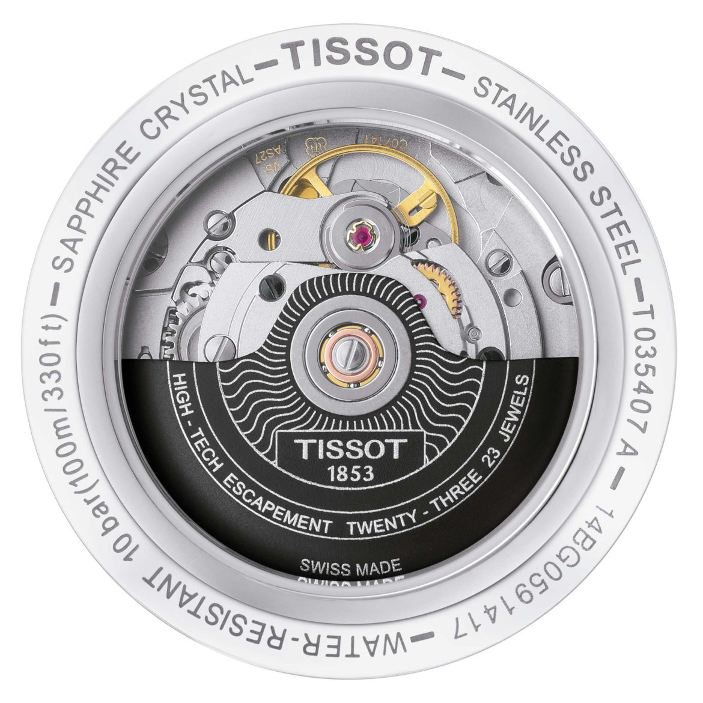 TISSOT</br/>Tissot Couturier Powermatic 80</br/>T0354073605101