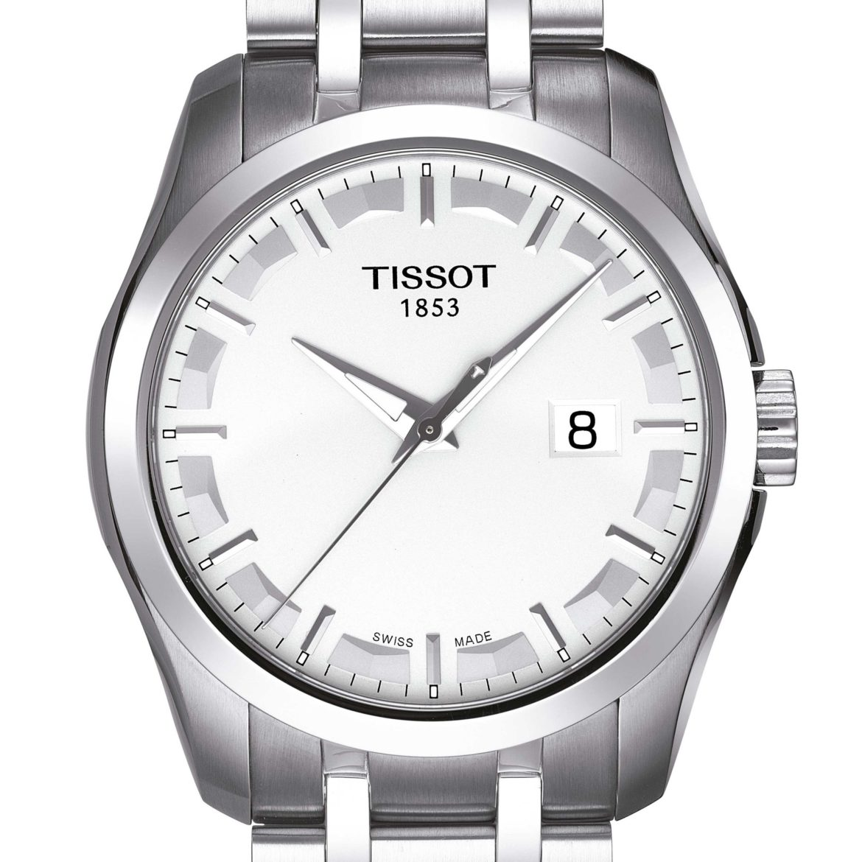 TISSOT</br/>Tissot Couturier</br/>T0354101103100
