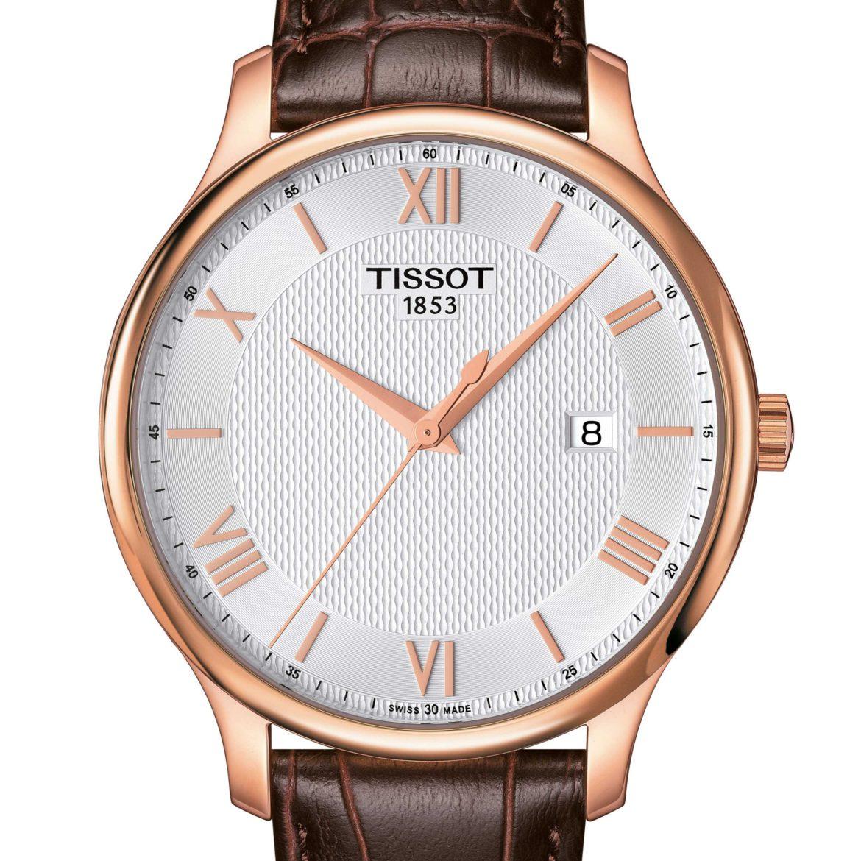 TISSOT</br/>Tissot Tradition</br/>T0636103603800