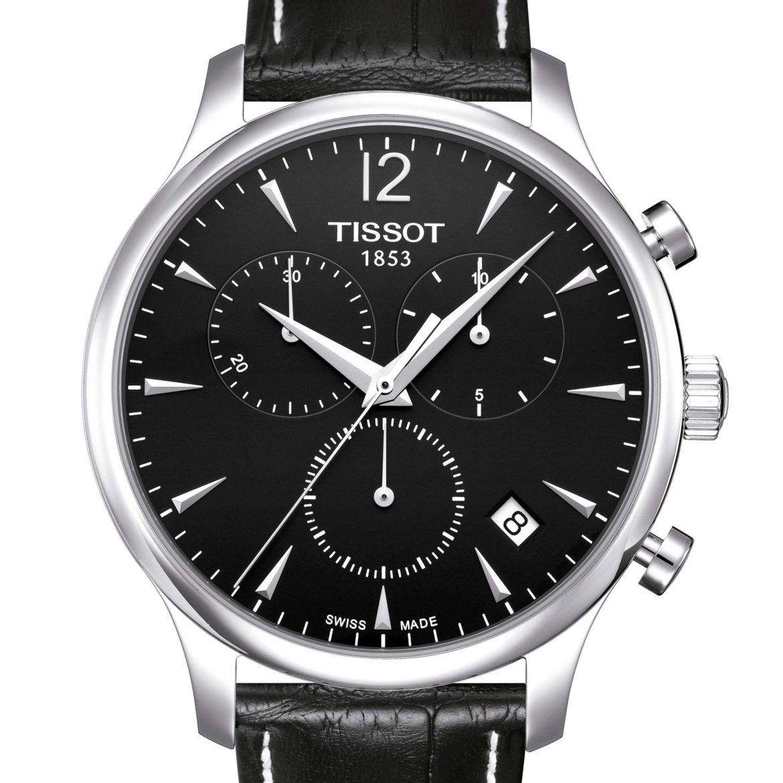 TISSOT</br/>Tissot Tradition Chronograph</br/>T0636171605700