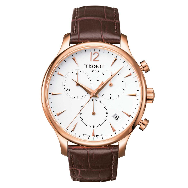 TISSOT</br/>Tissot Tradition Chronograph</br/>T0636173603700