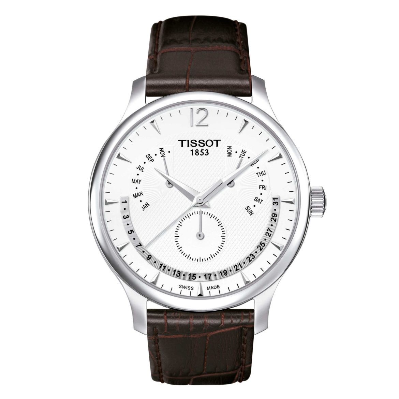 TISSOT</br/> Tissot Tradition Perpetual Calendar </br/>T0636371603700