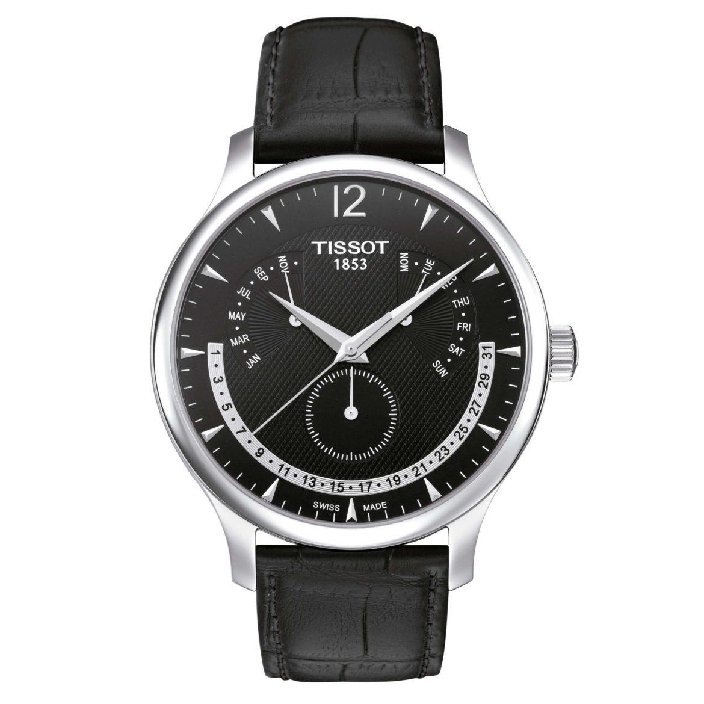 TISSOT</br/>Tissot Tradition Perpetual Calendar</br/>T0636371605700