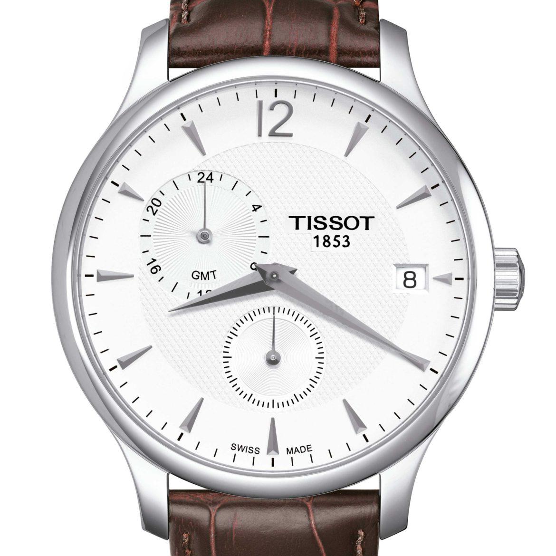 TISSOT</br/>Tissot Tradition GMT</br/>T0636391603700