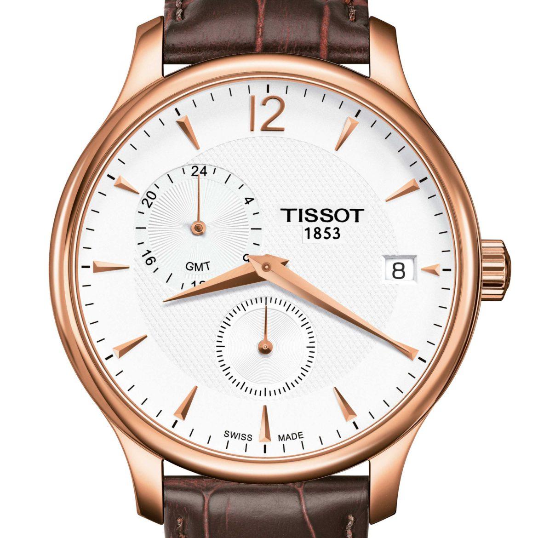 TISSOT</br/>Tissot Tradition GMT</br/>T0636393603700