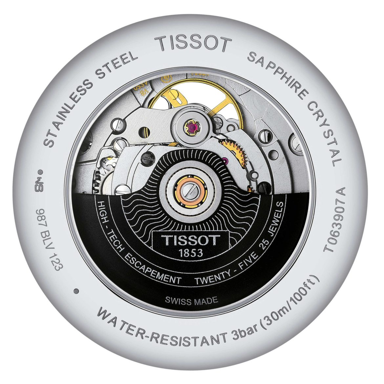 TISSOT</br/>Tissot Tradition Open Heart</br/>T0639071605800