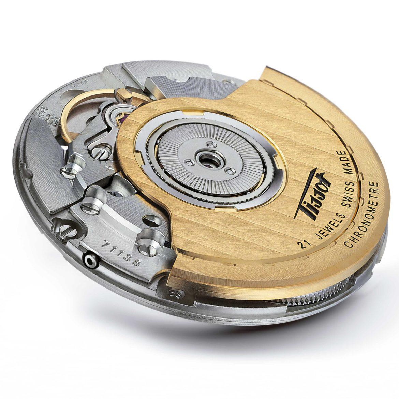 TISSOT</br/>Tissot Heritage Navigator 160th Anniversary Automatic</br/>T0786411605700