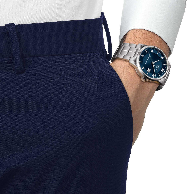 TISSOT</br/>Tissot Luxury Powermatic 80</br/>T0864071104700