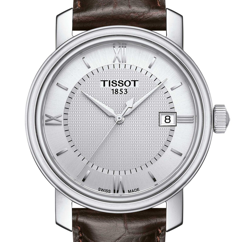 TISSOT</br/>Tissot Bridgeport</br/>T0974101603800