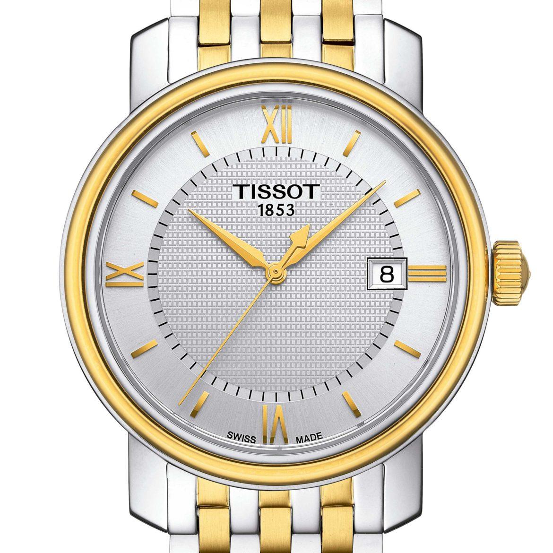 TISSOT</br/>Tissot Bridgeport</br/>T0974102203800