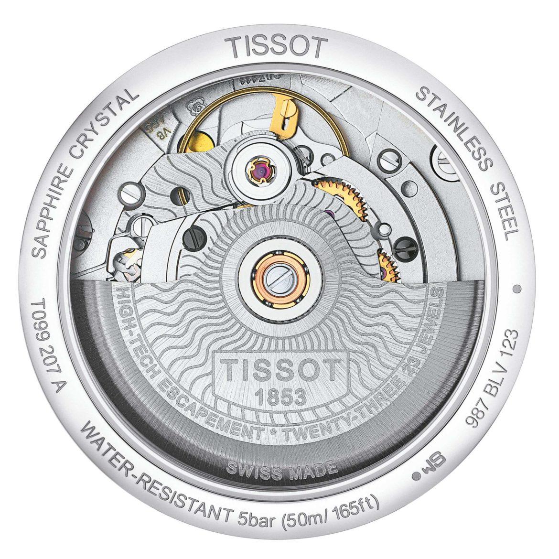 TISSOT</br/>Tissot Chemin des Tourelles Powermatic 80 Lady</br/>T0992071111300