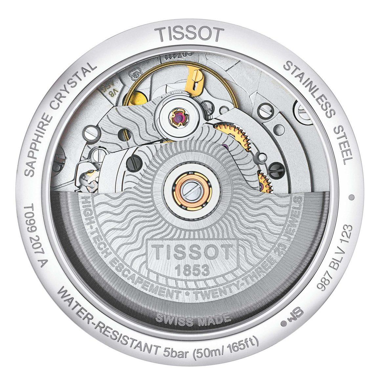 TISSOT</br/>Tissot Chemin des Tourelles Powermatic 80 Lady</br/>T0992071611800