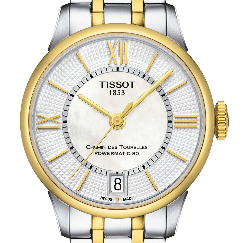 TISSOT</br/>Tissot Chemin des Tourelles Powermatic 80 Lady</br/>T0992072211800