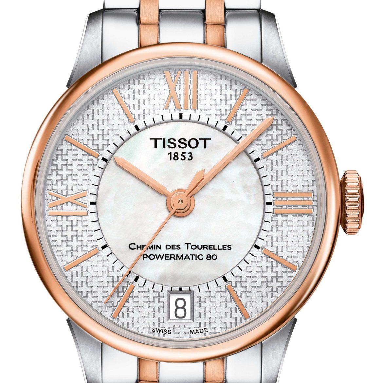 TISSOT</br/>Tissot Chemin des Tourelles Helvetic Pride</br/>T0992072211801