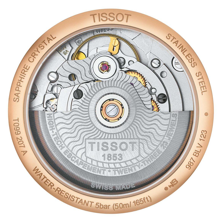 TISSOT</br/>Tissot Chemin des Tourelles Powermatic 80 Lady</br/>T0992073611800