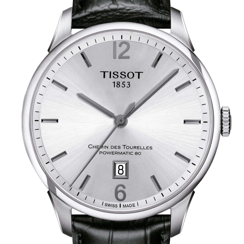 TISSOT</br/>Tissot Chemin des Tourelles Powermatic 80</br/>T0994071603700