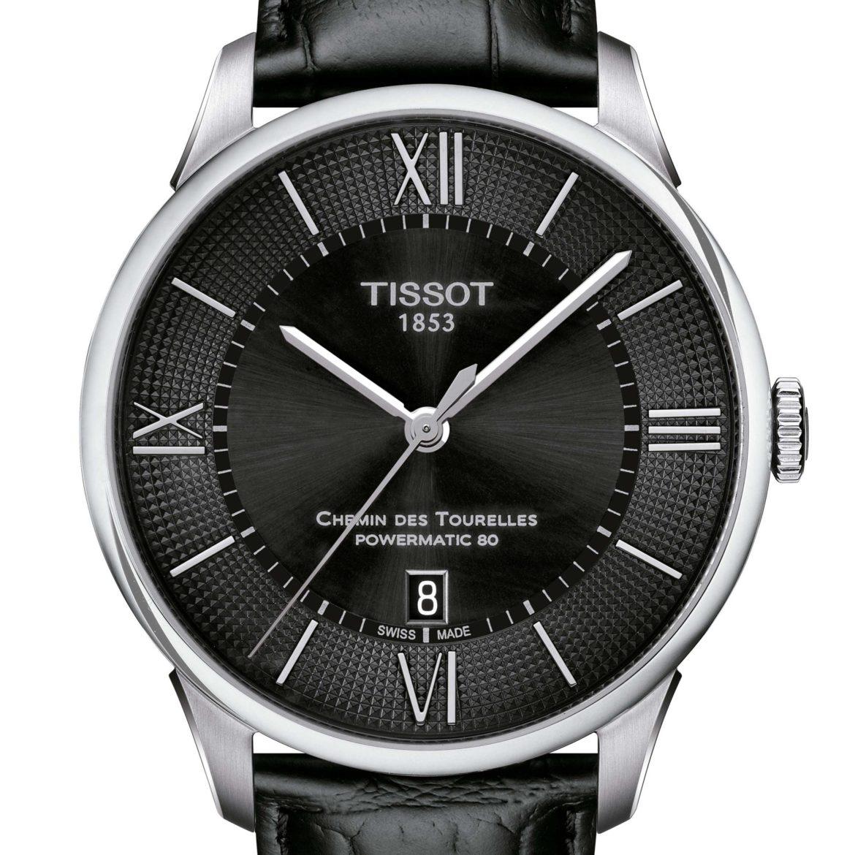 TISSOT</br/>Tissot Chemin des Tourelles Powermatic 80</br/>T0994071605800