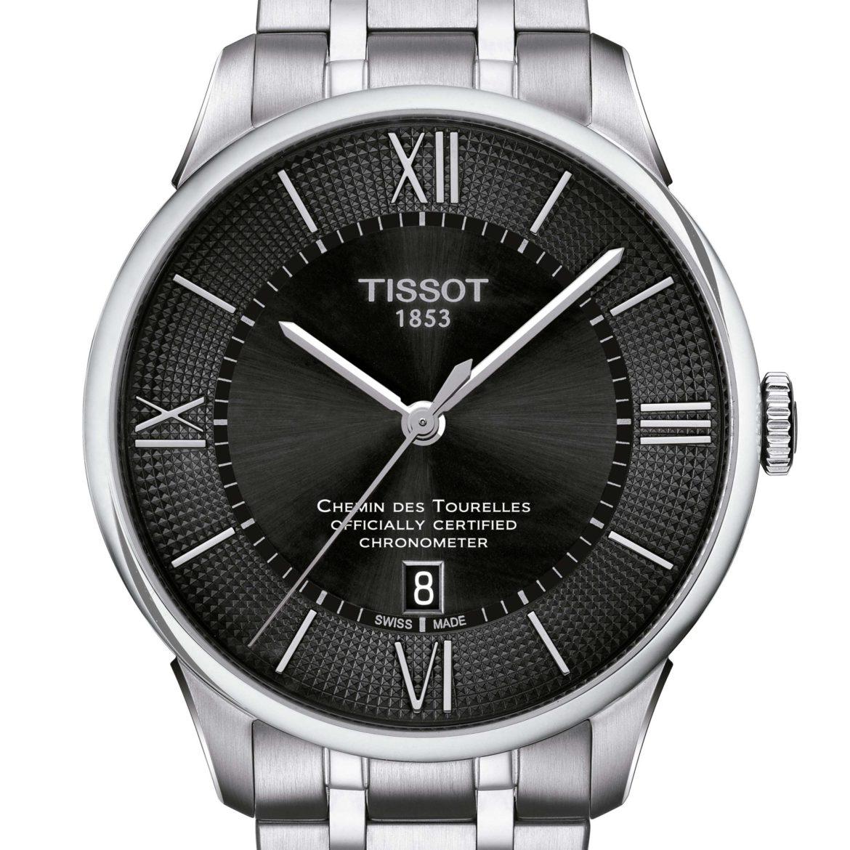 TISSOT</br/>Tissot Chemin des Tourelles Powermatic 80 COSC</br/>T0994081105800