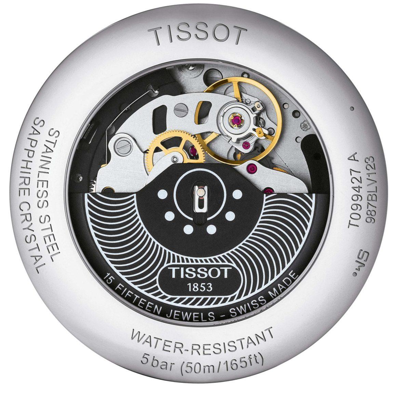TISSOT</br/>Tissot Chemin des Tourelles Automatic Chronograph</br/>T0994271103800