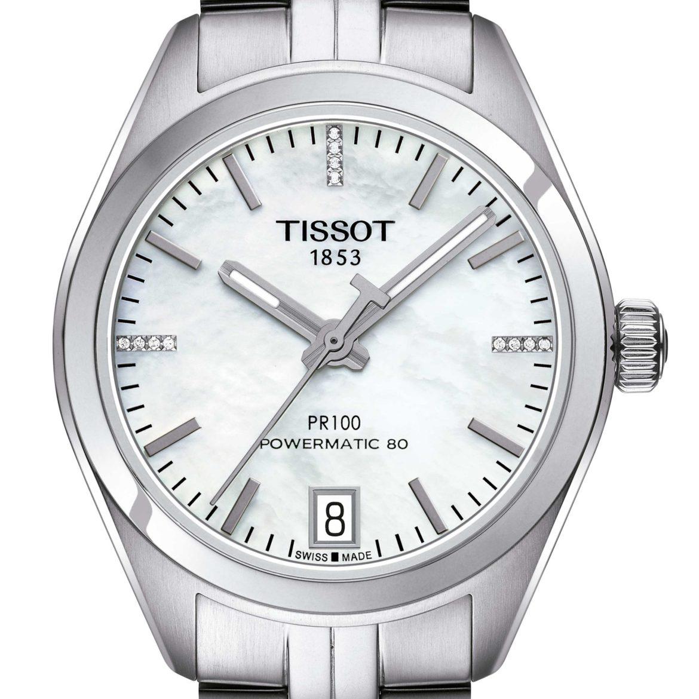 TISSOT</br/>Tissot PR 100 Powermatic 80 Lady</br/>T1012071111600