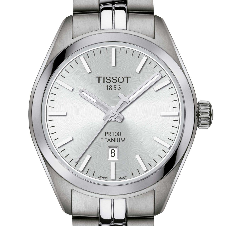 TISSOT</br/>Tissot PR 100 Titanium</br/>T1012104403100