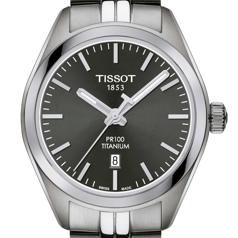 TISSOT</br/>Tissot PR 100 Titanium</br/>T1012104406100