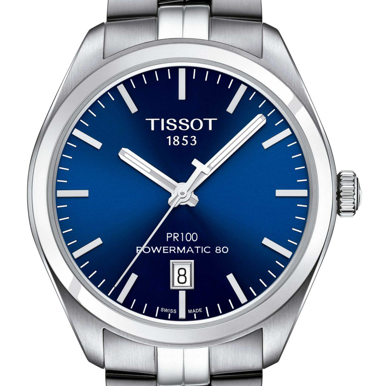 TISSOT</br/>Tissot PR 100 Powermatic 80</br/>T1014071104100