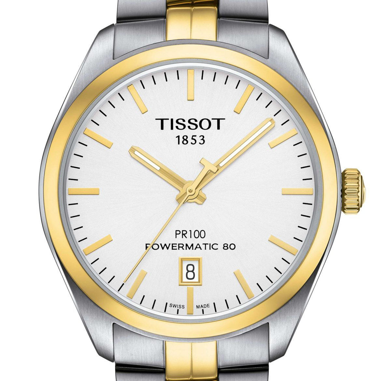 TISSOT</br/>Tissot PR 100 Powermatic 80</br/>T1014072203100