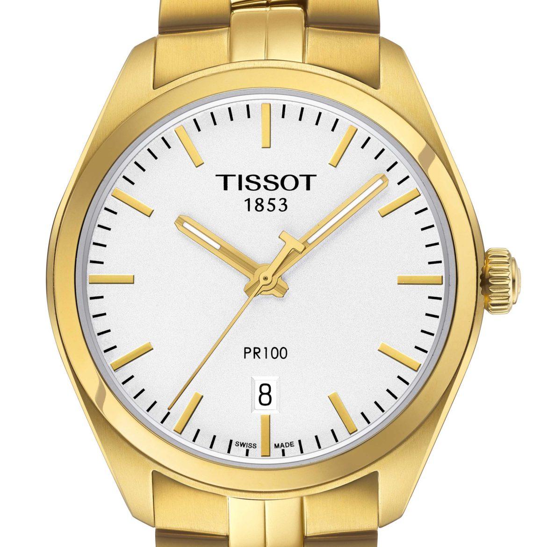 TISSOT</br/>Tissot PR 100 Titanium</br/>T1014104403100