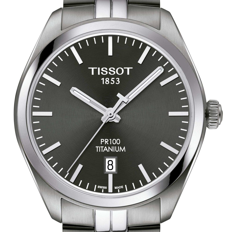 TISSOT</br/>Tissot PR 100 Titanium</br/>T1014104406100