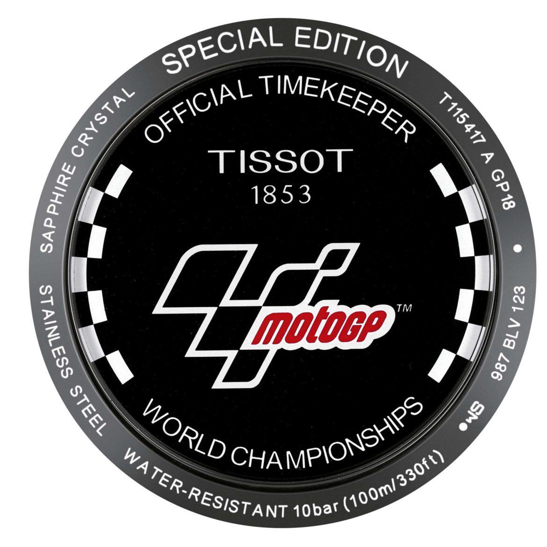 TISSOT</br/>Tissot MotoGP 2018 Special Edition</br/>T1154173706104