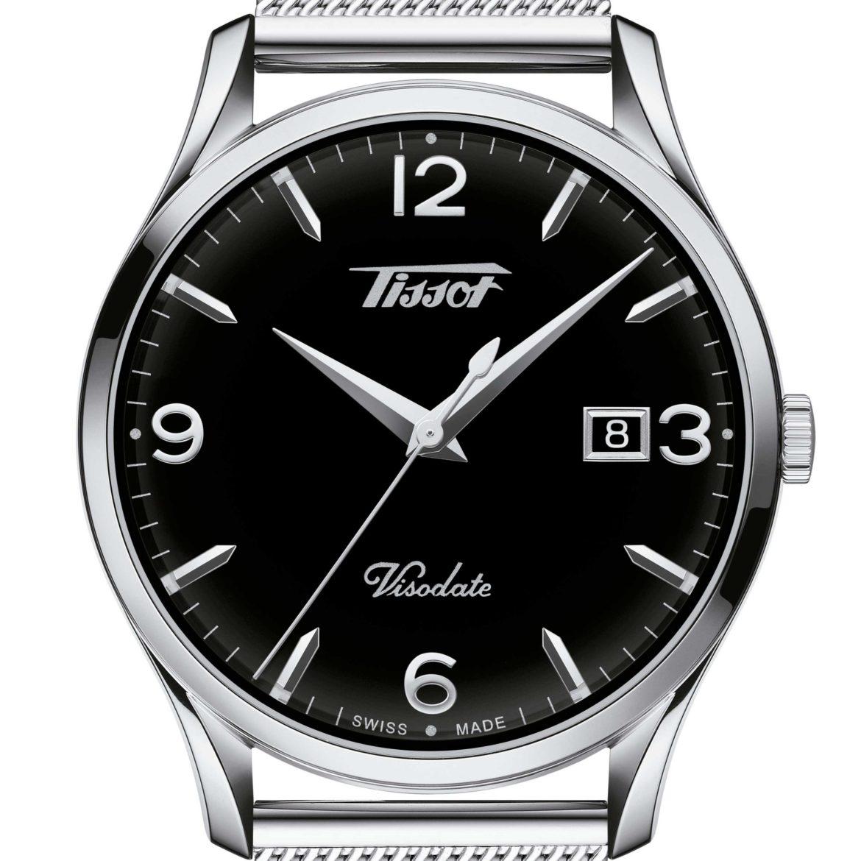 TISSOT</br/>Tissot Heritage Visodate</br/>T1184101105700