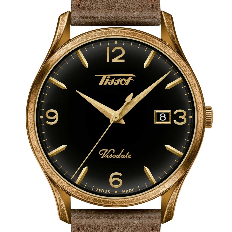 TISSOT</br/>Tissot Heritage Visodate</br/>T1184103605700