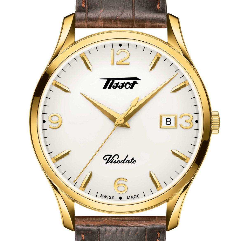 TISSOT</br/>Tissot Heritage Visodate</br/>T1184103627700