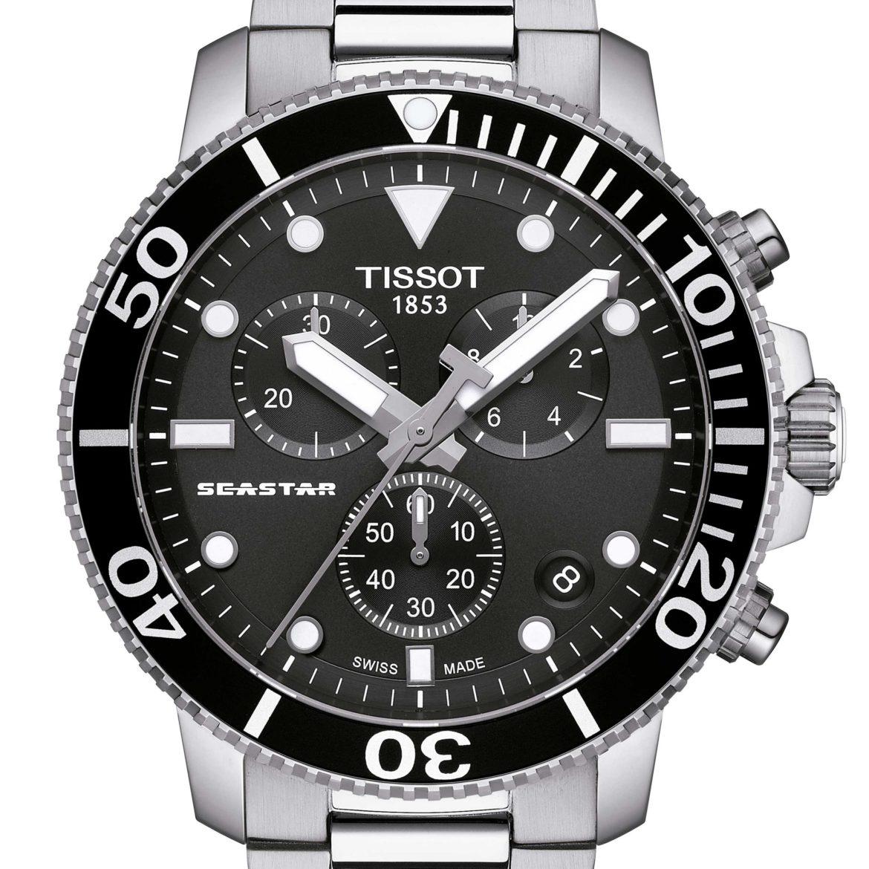 TISSOT</br/>Tissot Seastar 1000 Chronograph</br/>T1204171105100