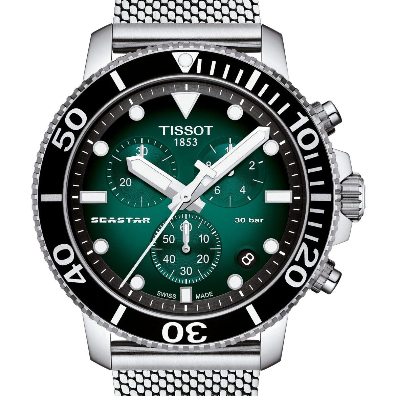 TISSOT</br/>Tissot Seastar 1000 Chronograph</br/>T1204171109100