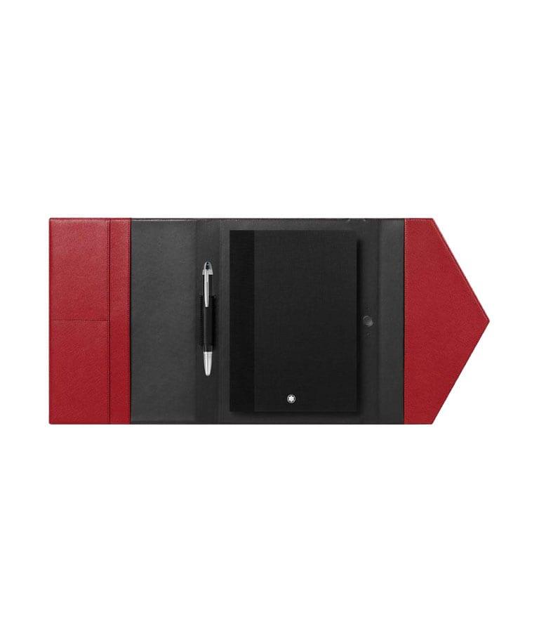 MONTBLANC </br/>Augmented Paper Sartorial Rojo</br/>123664