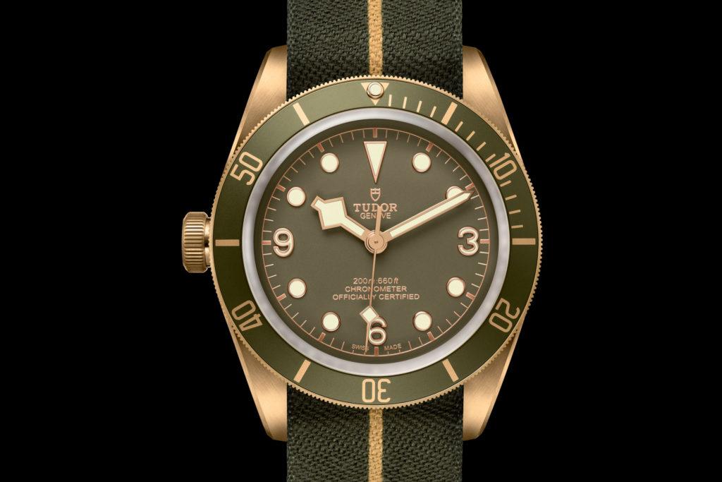 Tudor Black Bay Bronze One - LHD