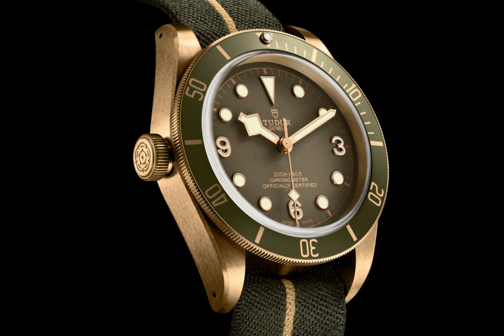 Tudor Black Bay Bronze One - LHD Only Watch