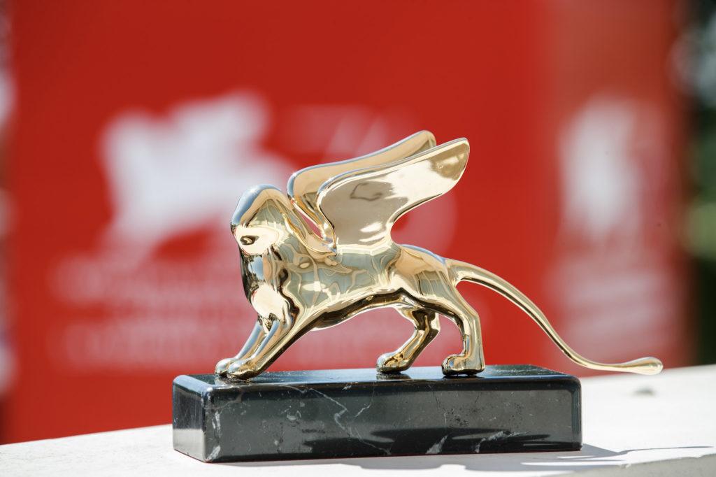 Cartier Golden Lion (Credits La Biennale di Venezia - foto ASAC)