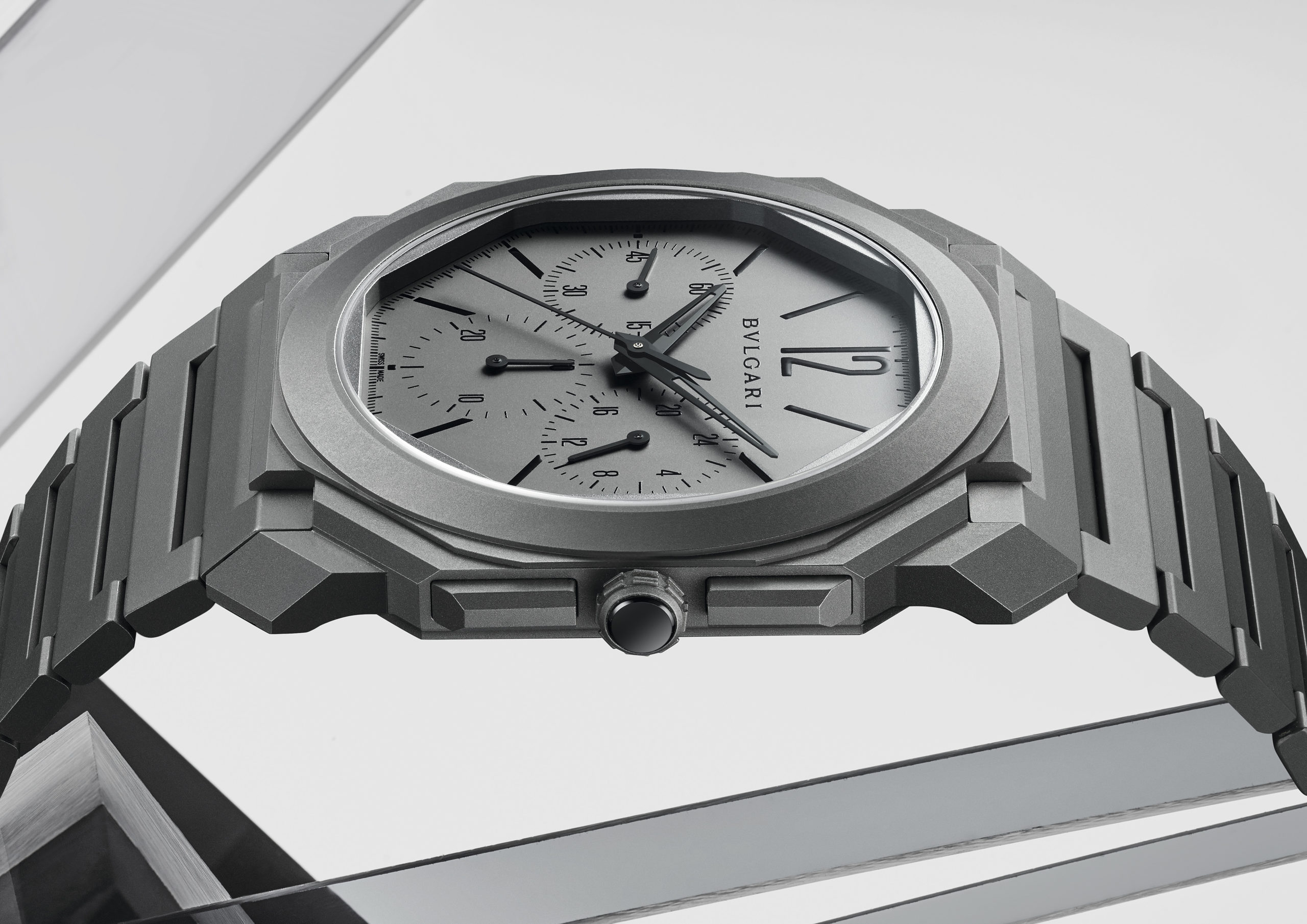 Bvlgari Octo Finissimo Chronograph GMT Automatic 03