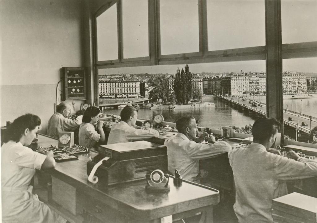 FOTO 8 Anciens ateliers 1950